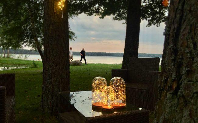Lempučių nuoma vestuvėms
