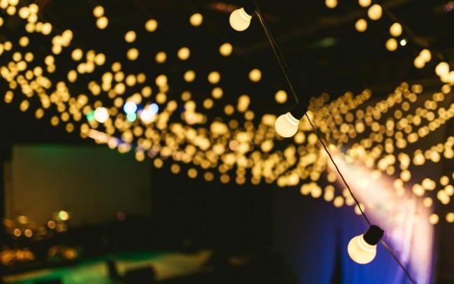 LED lempučių nuoma renginiams