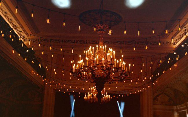 Vintažinės Edisono lemputės