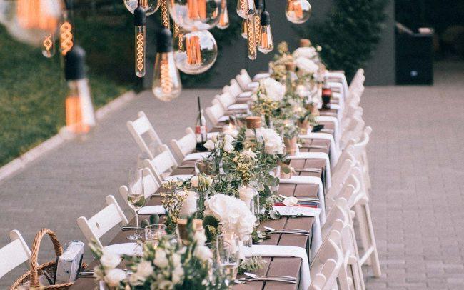 Vintažinių lempučių nuoma vestuvėms